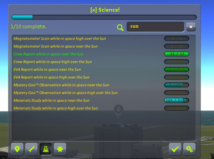 Ksp 1 4 5 X Science Ksp Science Report And